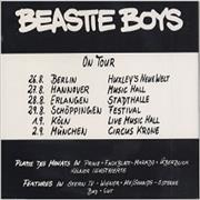 Click here for more info about 'Beastie Boys - Jimmy James'