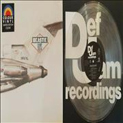 Click here for more info about 'Beastie Boys - Licensed To Ill - Clear Vinyl'