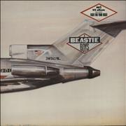 Click here for more info about 'Beastie Boys - Licensed To Ill - Hype sticker Variant 3 p/s - EX'