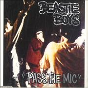 Click here for more info about 'Beastie Boys - Pass The Mic'