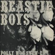 Click here for more info about 'Beastie Boys - Polly Wog Stew EP'