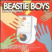 Click here for more info about 'Beastie Boys - Remote Control / 3 Mc's & 1 DJ'