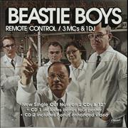 Click here for more info about 'Beastie Boys - Remote Control / Three MC's and One DJ'