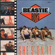 Click here for more info about 'Beastie Boys - She's On It'