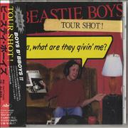 Click here for more info about 'Beastie Boys - Tour Shot Remixes Mini Album'