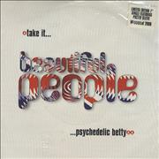 Click here for more info about 'Beautiful People - Take It/Psychedelic Betty'