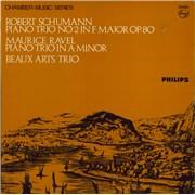 Click here for more info about 'Beaux Arts Trio - Schumann: Piano Trio No 2 In F Major / Ravel: Piano Trio In A Minor'