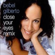 Click here for more info about 'Bebel Gilberto - Close Your Eyes'
