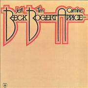 Click here for more info about 'Beck, Bogert & Appice - Beck, Bogert, Appice - 1st'