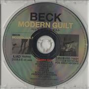 Click here for more info about 'Beck - Modern Guilt'