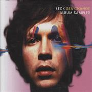Click here for more info about 'Beck - Sea Change Album Sampler'
