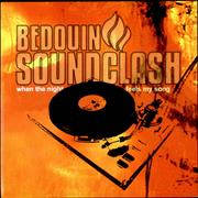Click here for more info about 'Bedouin Soundclash - When The Night Feels My Song - Orange Vinyl'