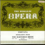 Click here for more info about 'Bedrich Smetana - Highlight from The Bartered Bride'