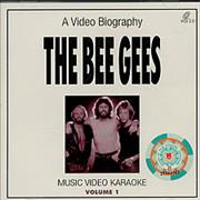 Click here for more info about 'Bee Gees - A Video Biography - Music Video Karaoke Volume 1'