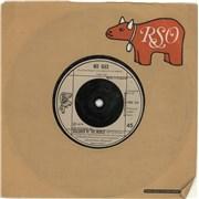 """Bee Gees Childen Of The World UK 7"""" vinyl"""