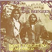 Click here for more info about 'The Bee Gees - Don't Forget To Remember EP'