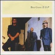 Click here for more info about 'Bee Gees - E.S.P. - Poster Sleeve'