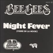 Click here for more info about 'Bee Gees - Fiebre En La Noche'