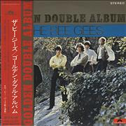 Click here for more info about 'Bee Gees - Golden Double Album + Obi'