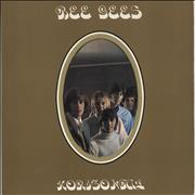 Click here for more info about 'Bee Gees - Horizontal - 1st'