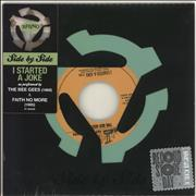 Click here for more info about 'I Started A Joke - RSD16 - Green Vinyl'