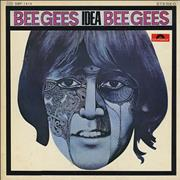 Bee Gees Idea Japan vinyl LP
