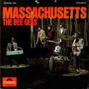 Click here for more info about 'Bee Gees - Massachusetts'