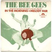 """Bee Gees Melody Fair Hong Kong 7"""" vinyl"""