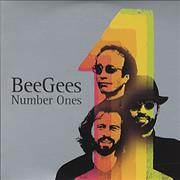 Click here for more info about 'The Bee Gees - Number Ones'