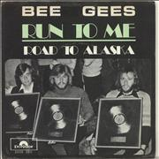 Click here for more info about 'Bee Gees - Run To Me + Sleeve'