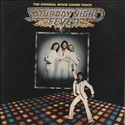 Click here for more info about 'The Bee Gees - Saturday Night Fever + Insert'