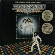 Click here for more info about 'Saturday Night Fever - stickered p/s'