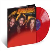 Click here for more info about 'Bee Gees - Spirits Having Flown - Red Vinyl'
