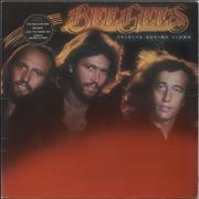 Click here for more info about 'Bee Gees - Spirits Having Flown - Stickered Sleeve'