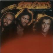 Click here for more info about 'The Bee Gees - Spirits Having Flown - French Contract'