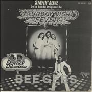 Click here for more info about 'Bee Gees - Stayin' Alive - Viviendo'