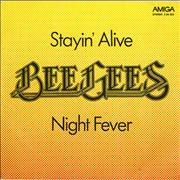 Click here for more info about 'Stayin' Alive'