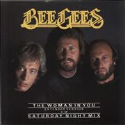 Click here for more info about 'Bee Gees - The Woman In You'
