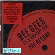Click here for more info about 'Bee Gees - Their Greatest Hits: The Record'