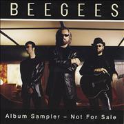 Click here for more info about 'Bee Gees - This Is Where I Came In - Sampler'