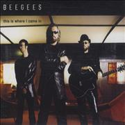 Click here for more info about 'Bee Gees - This Is Where I Came In'