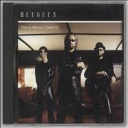 Click here for more info about 'The Bee Gees - This Is Where I Came In'