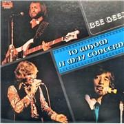 Bee Gees To Whom It May Concern Japan vinyl LP
