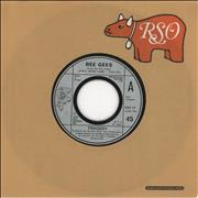 Click here for more info about 'Bee Gees - Tragedy - Wide Centre'