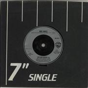 Click here for more info about 'Bee Gees - You Win Again - Silver inj'