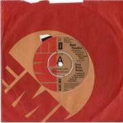 """Bees Make Honey Knee Trembler - A-Label UK 7"""" vinyl Promo"""