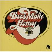 Bees Make Honey Music Every Night UK vinyl LP