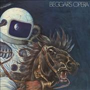Click here for more info about 'Beggar's Opera - Pathfinder - Swirl Label + Poster'