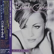 Click here for more info about 'Belinda Carlisle - A Woman & A Man'
