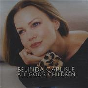 Click here for more info about 'Belinda Carlisle - All God's Children'